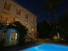 Villa and Pool Night 2